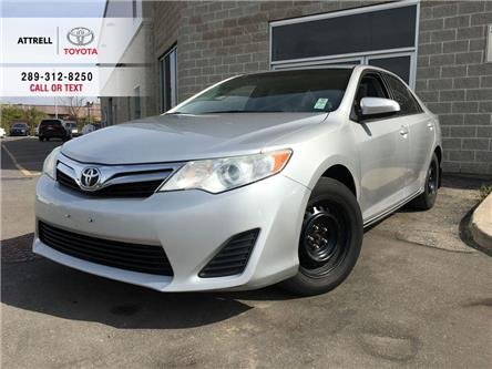 2012 Toyota Camry LE KEYLESS ENTRY, BLUETOOTH, STEERING WHEEL CONTRO (Stk: 45750A) in Brampton - Image 1 of 22