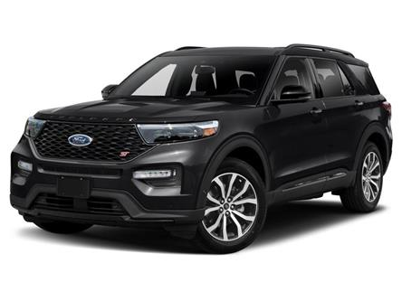 2020 Ford Explorer ST (Stk: 20EX4059) in Vancouver - Image 1 of 9