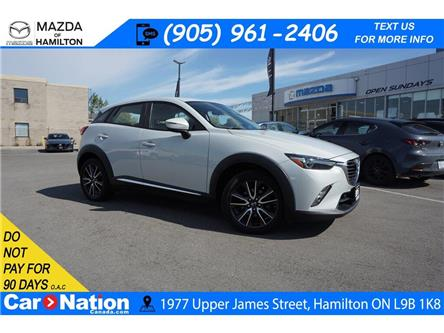 2016 Mazda CX-3 GT (Stk: HU896) in Hamilton - Image 1 of 37