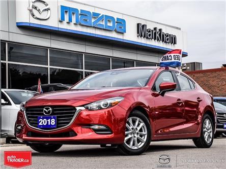 2018 Mazda Mazda3  (Stk: N190420A) in Markham - Image 1 of 24