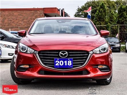 2018 Mazda Mazda3  (Stk: N190420A) in Markham - Image 2 of 24