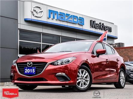 2015 Mazda Mazda3 Sport GS (Stk: P1913) in Markham - Image 1 of 24