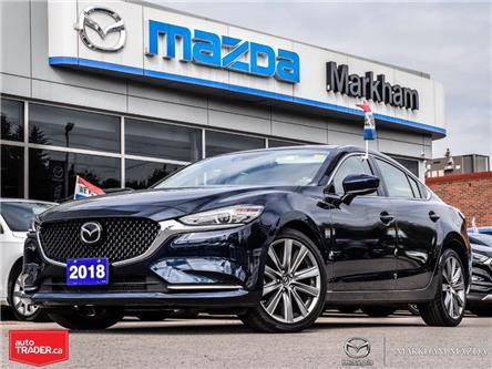 2018 Mazda MAZDA6 GT (Stk: P1910) in Markham - Image 1 of 30