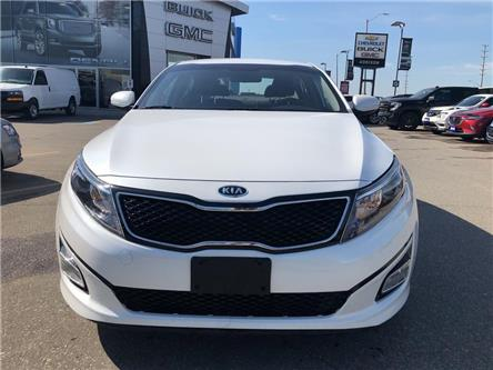 2014 Kia Optima LX (Stk: U498737) in Mississauga - Image 2 of 19