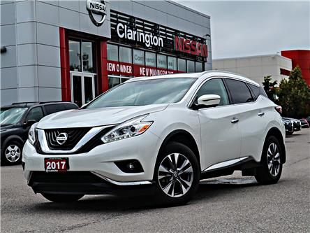 2017 Nissan Murano SL (Stk: KN121626A) in Bowmanville - Image 1 of 24