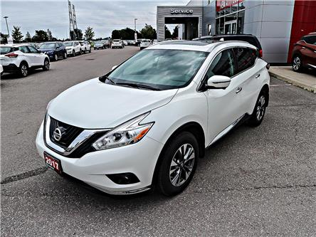 2017 Nissan Murano SL (Stk: KN121626A) in Bowmanville - Image 2 of 24