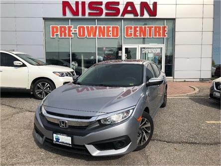 2018 Honda Civic EX (Stk: M10361A) in Scarborough - Image 1 of 21