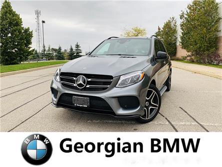 2018 Mercedes-Benz GLE 400 Base (Stk: B20012-1) in Barrie - Image 1 of 15