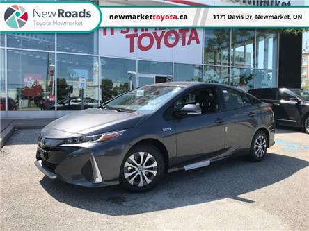 2020 Toyota Prius Prime Upgrade (Stk: 34617) in Newmarket - Image 1 of 17