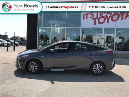 2020 Toyota Prius Prime Upgrade (Stk: 34617) in Newmarket - Image 2 of 17