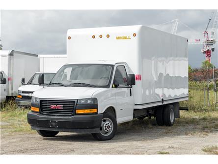2019 GMC Savana Cutaway Work Van (Stk: ) in Mississauga - Image 1 of 2