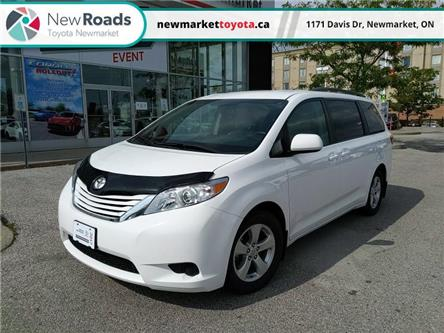 2017 Toyota Sienna LE 8 Passenger (Stk: 346941) in Newmarket - Image 1 of 22