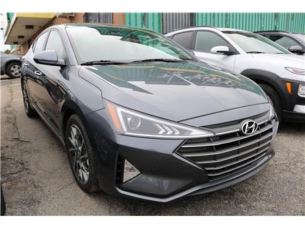2020 Hyundai Elantra Luxury (Stk: 02271) in Saint John - Image 1 of 3