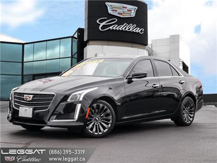2017 Cadillac CTS 2.0L Turbo Luxury (Stk: 5859P) in Burlington - Image 1 of 30