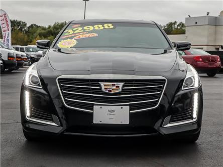 2017 Cadillac CTS 2.0L Turbo Luxury (Stk: 5859P) in Burlington - Image 2 of 30