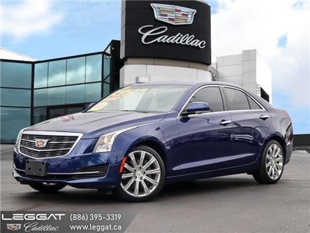 2015 Cadillac ATS 2.0L Turbo Luxury (Stk: 5870K) in Burlington - Image 1 of 30