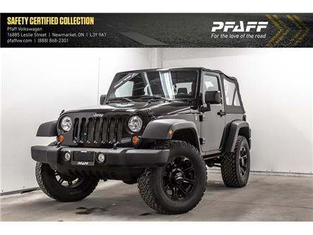 2012 Jeep Wrangler Sport (Stk: 19647A) in Newmarket - Image 1 of 18