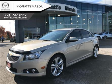2012 Chevrolet Cruze LT Turbo (Stk: P7108A) in Barrie - Image 1 of 21