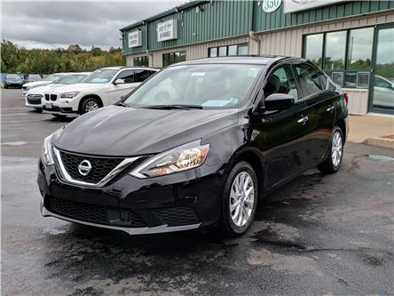 2019 Nissan Sentra 1.8 SV (Stk: 10533) in Lower Sackville - Image 1 of 17
