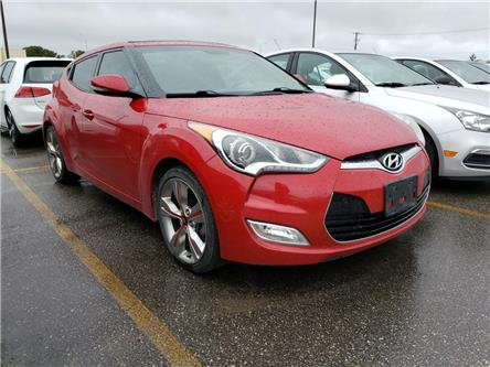2014 Hyundai Veloster Base (Stk: EU197268T) in Sarnia - Image 1 of 7