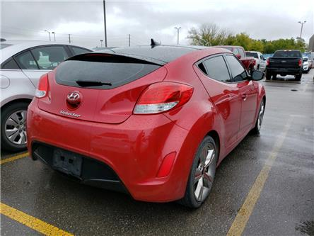 2014 Hyundai Veloster Base (Stk: EU197268T) in Sarnia - Image 2 of 7