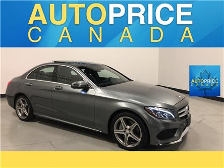 2017 Mercedes-Benz C-Class Base (Stk: B0627) in Mississauga - Image 1 of 27