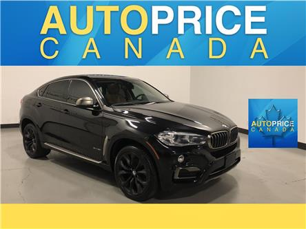 2016 BMW X6 xDrive35i (Stk: H0642) in Mississauga - Image 1 of 30