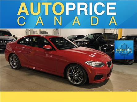 2015 BMW 228i xDrive (Stk: W0616) in Mississauga - Image 1 of 24