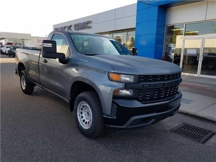 2020 Chevrolet Silverado 1500 Work Truck (Stk: 20-207) in Listowel - Image 1 of 9