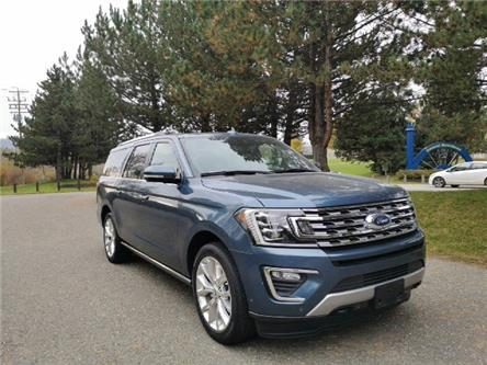 2018 Ford Expedition Max Limited (Stk: 9772) in Quesnel - Image 1 of 30