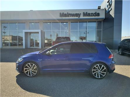 2018 Volkswagen Golf R 2.0 TSI (Stk: M19308A) in Saskatoon - Image 1 of 24