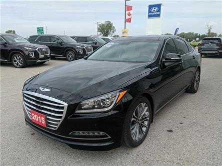 2015 Hyundai Genesis Luxury (Stk: 20093A) in Goderich - Image 2 of 28