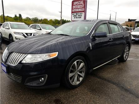 2009 Lincoln MKS Base (Stk: 606436) in Cambridge - Image 1 of 24