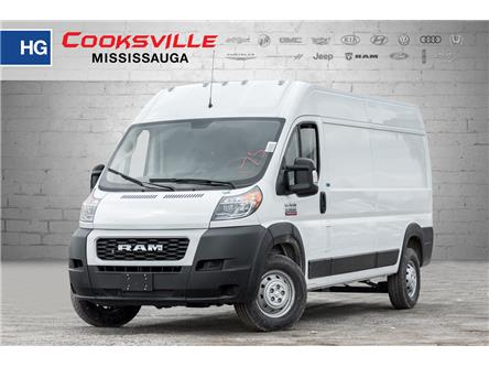 2019 RAM ProMaster 2500 High Roof (Stk: KE563100) in Mississauga - Image 1 of 20