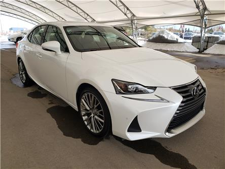 2017 Lexus IS 300 Base (Stk: L20020A) in Calgary - Image 1 of 5