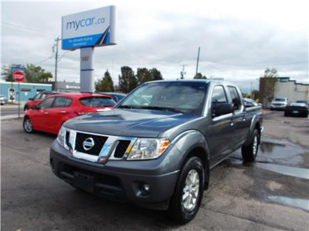 2017 Nissan Frontier SV (Stk: 191586) in North Bay - Image 1 of 13