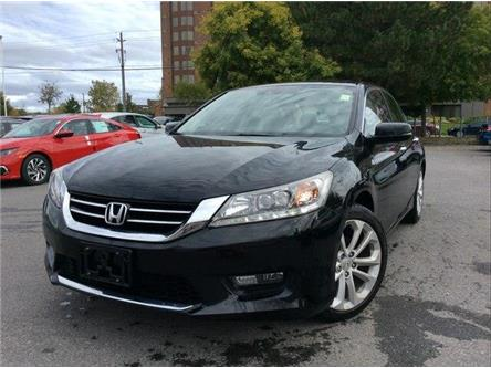 2015 Honda Accord Touring V6 (Stk: P4779) in Ottawa - Image 1 of 28