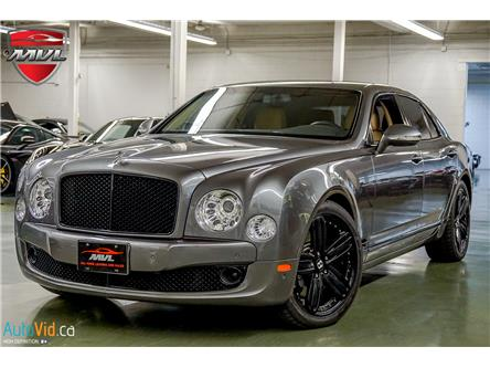 2011 Bentley Mulsanne  (Stk: ) in Oakville - Image 2 of 37