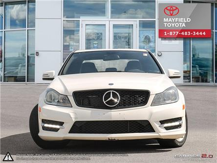 2013 Mercedes-Benz C-Class Base (Stk: 1901820B) in Edmonton - Image 2 of 24