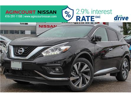 2018 Nissan Murano Platinum (Stk: U12629) in Scarborough - Image 1 of 20