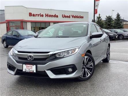 2016 Honda Civic EX-T (Stk: U16567) in Barrie - Image 1 of 26