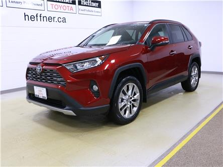 2019 Toyota RAV4 Limited (Stk: 196019) in Kitchener - Image 1 of 33