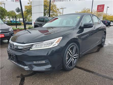 2017 Honda Accord Touring (Stk: 326714A) in Mississauga - Image 1 of 26