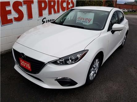 2016 Mazda Mazda3 Sport GS (Stk: 19-675) in Oshawa - Image 1 of 16