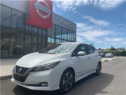 2019 Nissan LEAF SV (Stk: C19070) in Kamloops - Image 1 of 27