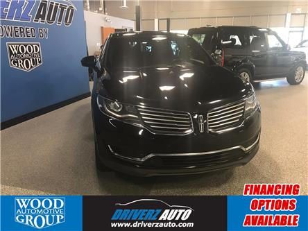 2016 Lincoln MKX Reserve (Stk: P12178) in Calgary - Image 2 of 15