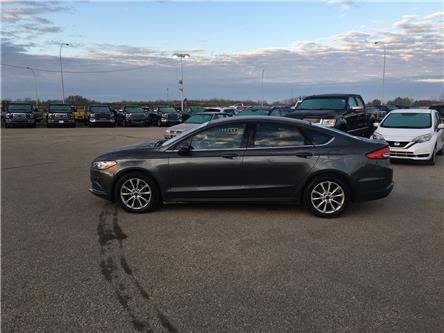 2017 Ford Fusion SE (Stk: 19GH4881B) in Devon - Image 1 of 10