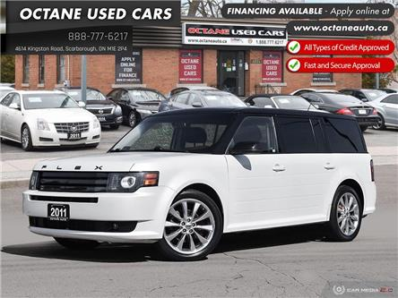 2011 Ford Flex Limited (Stk: ) in Scarborough - Image 1 of 25