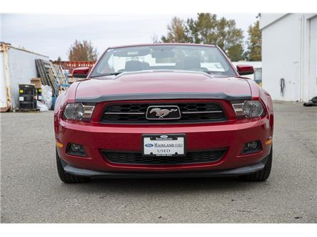 2011 Ford Mustang V6 (Stk: P5964A) in Vancouver - Image 2 of 19