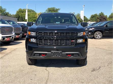 2020 Chevrolet Silverado 1500 Silverado Custom Trail Boss (Stk: 104826) in Milton - Image 2 of 15